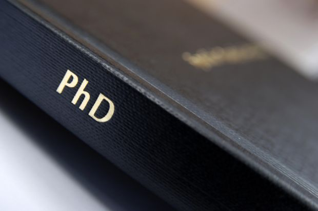 A phd thesis